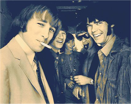The Buffalo Springfield