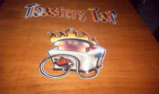 Sunday Suds And Swizzle Sticks Toasters Tap Originally Headed For