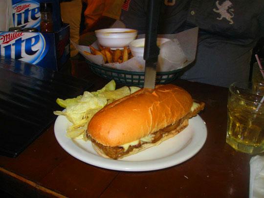 4. Sausage Sandwich.JPG