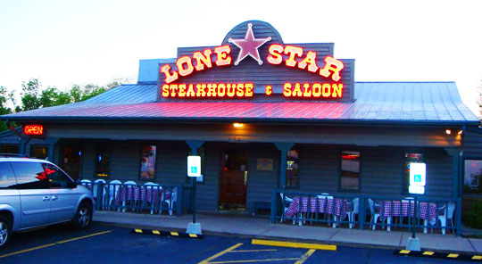Nice To Know With All The Comings And Going Of Chain Steakhouses In The  Past 50 Years Peoria Has Kept More Locally Owned Restaurants Going.