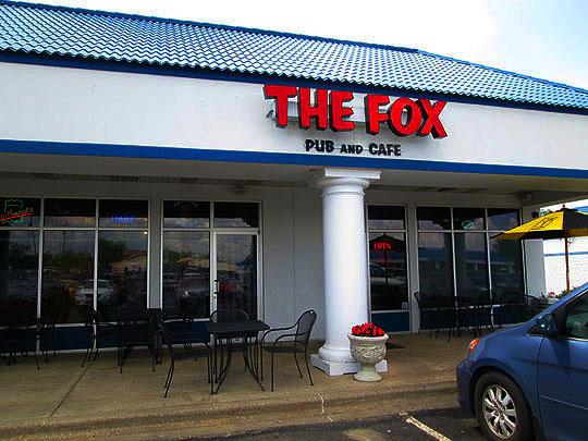 Blue Fox Cafe Hours