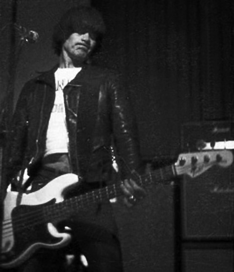 Dee Dee Ramone - Photo Courtesy of Bud Monaco / SOPRO Music