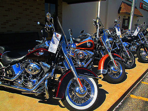 Shop Hop—Walters Brothers Harley-Davidson — Meanwhile, Back In