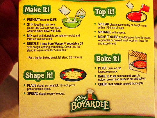 pizza rolls cooking instructions