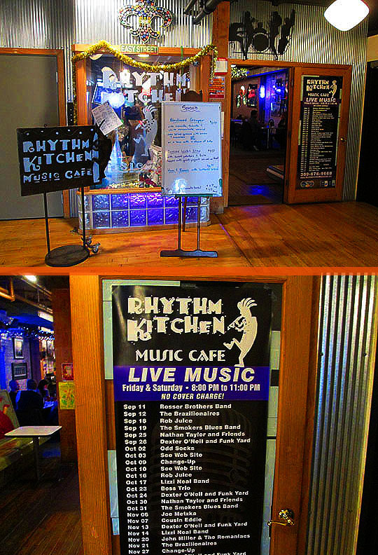 Lunch With Erik Reader Rhythm Kitchen Music Cafe Meanwhile Back In Peoria