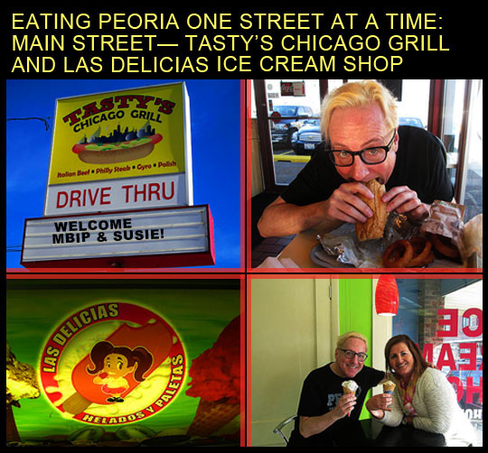 The MBIP List: Eating Main Street — Meanwhile, Back In Peoria...