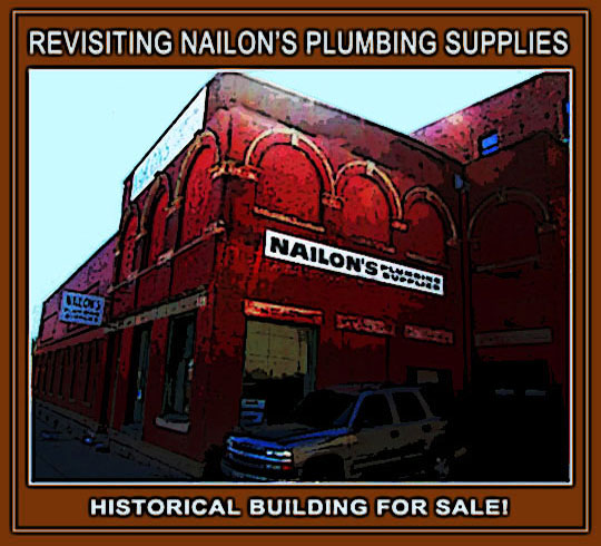 Revisiting Nailon's Plumbing Supplies—Historic Building For