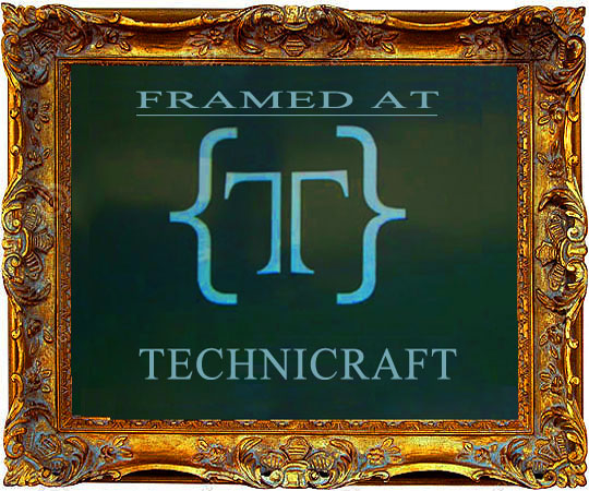 Framed at technicraft meanwhile back in peoria you can read all about that by clicking here im really happy with this place except for one thing this solutioingenieria Choice Image