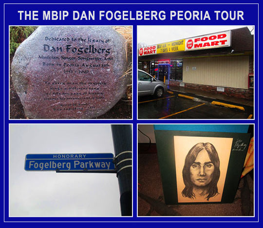 the mbip dan fogelberg peoria tour meanwhile back in peoria - Dan Fogelberg Christmas Song
