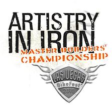 Artistry in Iron at Las Vegas Bike Fest