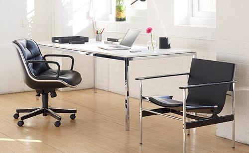 Clasicos muebles de escritorios de oficina for Muebles de oficina knol