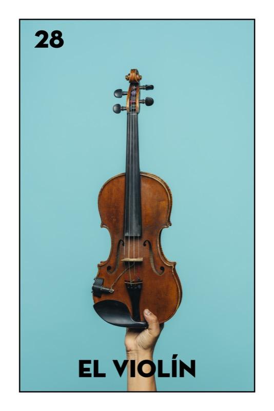 28 El Violin