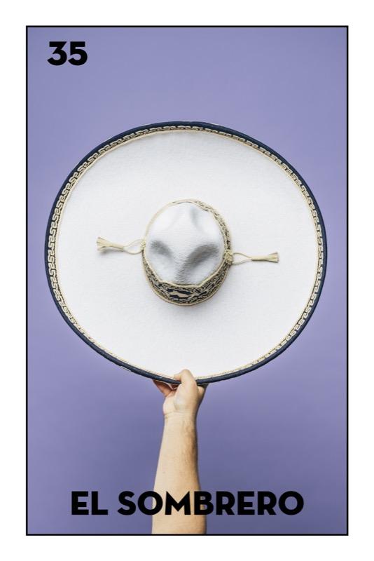 35 El Sombrero