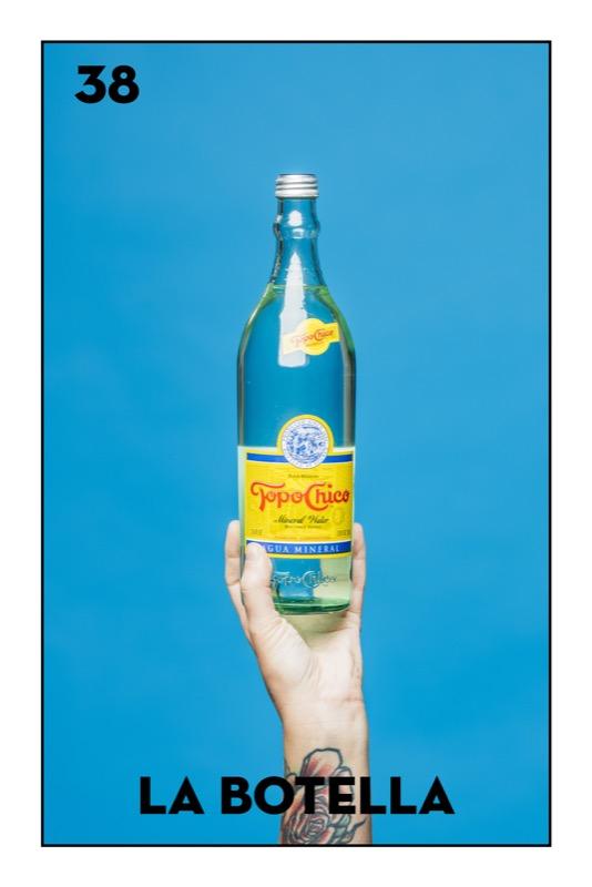 36 La Botella