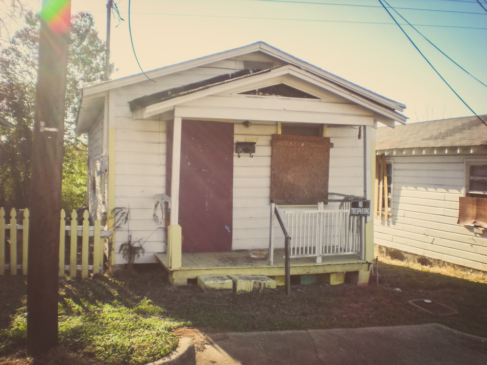 Reid house BEFORE