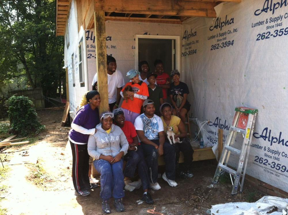 Tuskegee U volunteer team.jpg