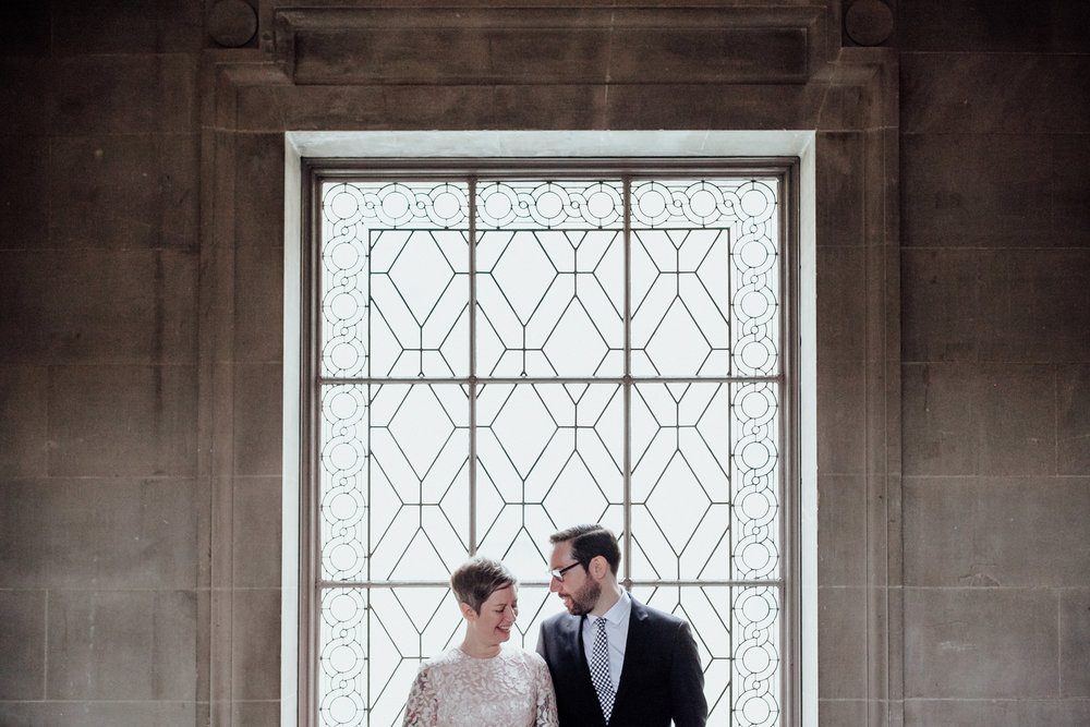 LIBBY & DAVID, san francisco city hall