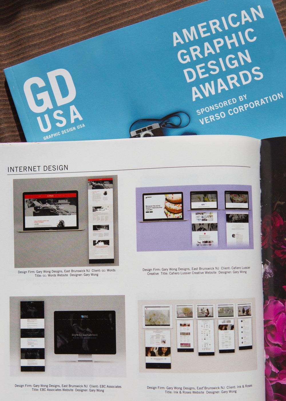 Category: Internet Design Clients (L to R, Top-Down): cc: Words:www.ccwords.com Cafiero Lussier Creative:www.cafierolussier.com EBC Associates:www.ebcassociates.net Ink & Roses:www.inkandroses.com