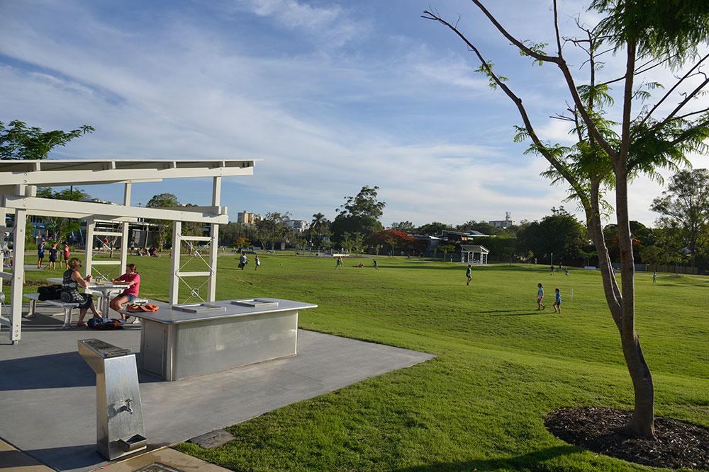 Number 4 of my favourite parks in brisbane seed for Residential landscape design brisbane