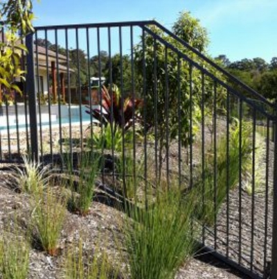 Levels create interest, but can cause headaches when designing a safe and compliant pool fence.