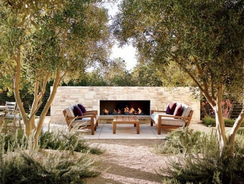 Outdoor luxury in your very own backyard.