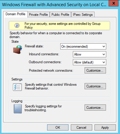 I make sure the ftproot file is properly placed on the file, it turns out it is already there. Then I open the gates / connections for domain rpofile inbound connections