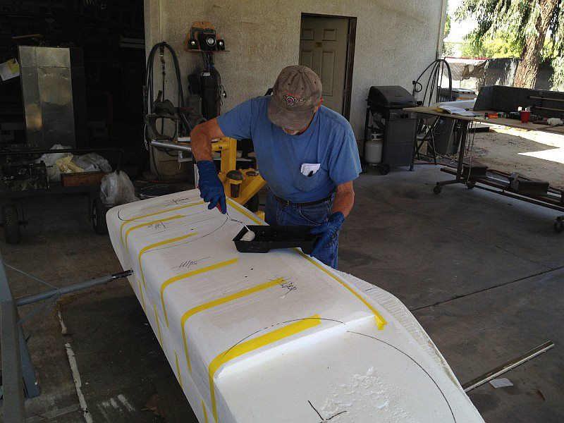 2012-07-27 07 applying epoxy resin to body tooling.jpg
