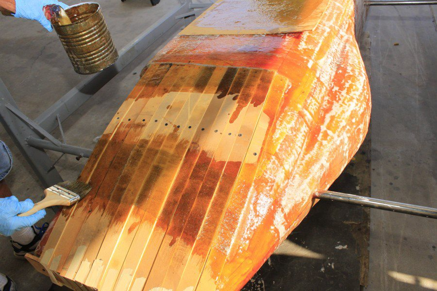 2012-07-31 02 body tooling fiberglassing tail section.jpg