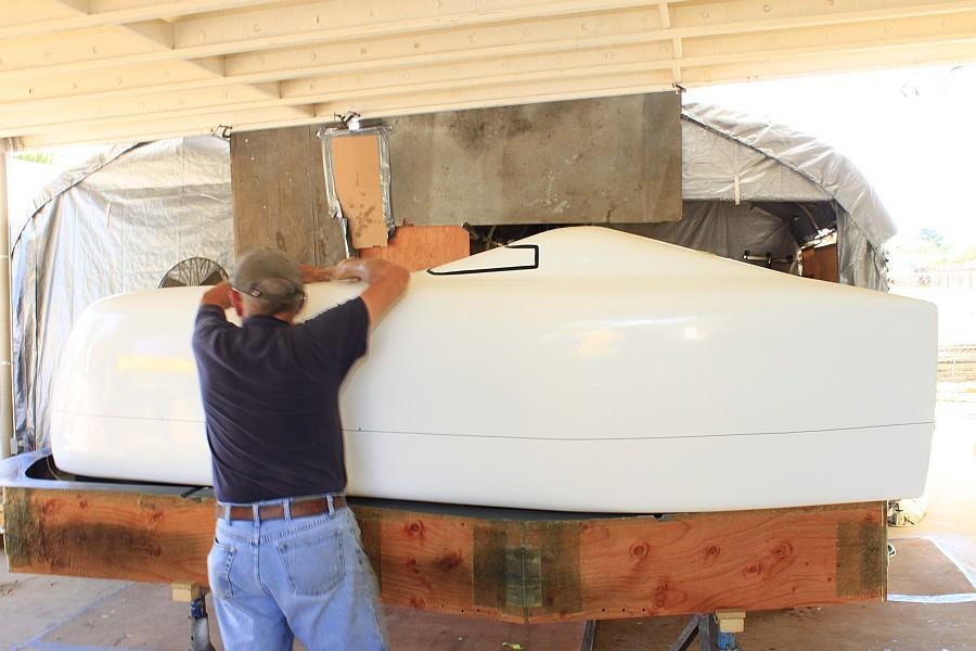 2012-09-01 11 removing streamliner body from mold.jpg