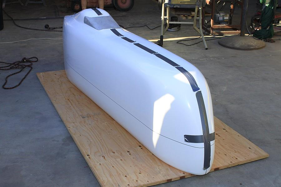2012-09-02 15 streamliner body taped together.jpg