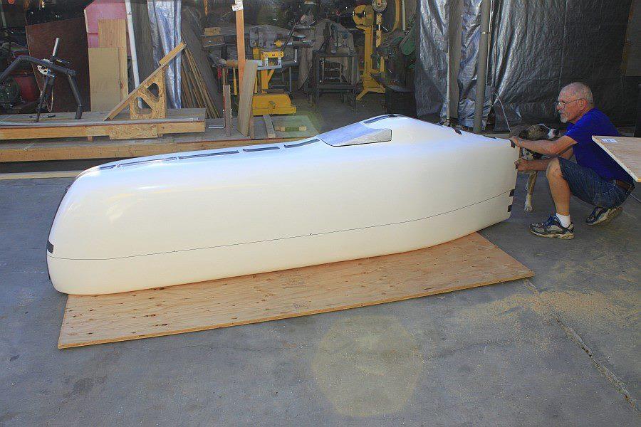 2012-09-02 18 streamliner body taped together.jpg