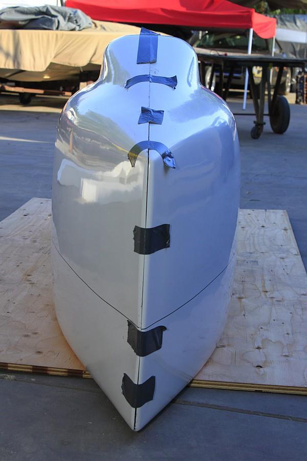 2012-09-02 22 streamliner body taped together.jpg
