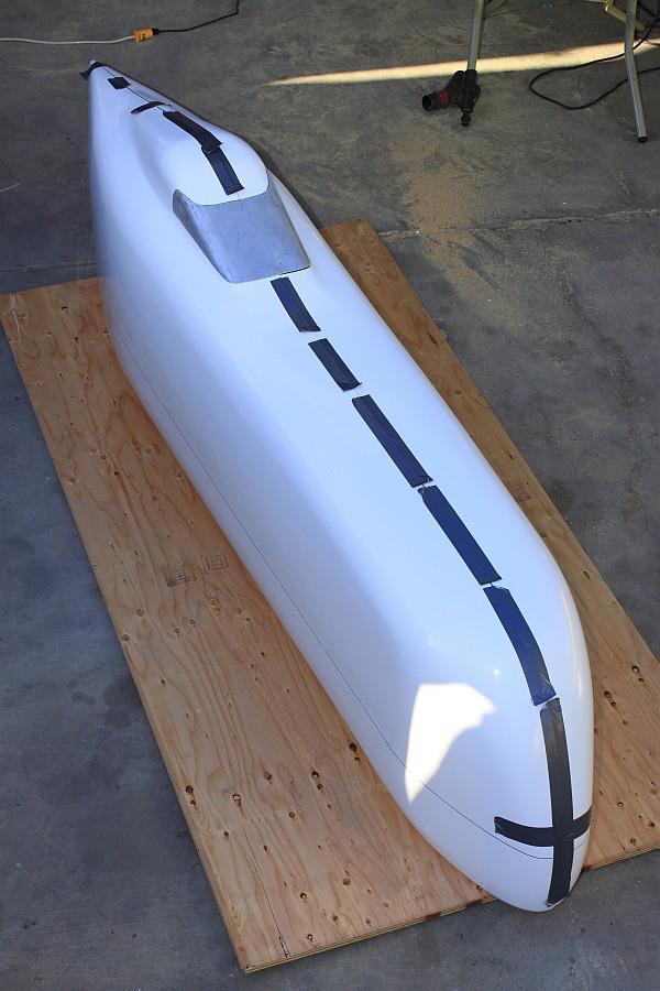 2012-09-02 24 streamliner body taped together.jpg