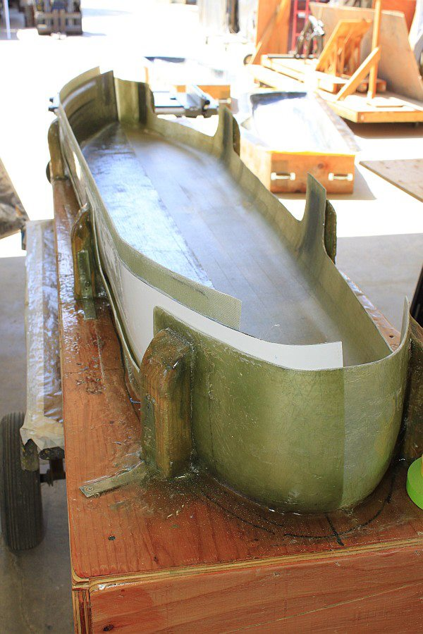 2012-09-04 07 streamliner body lower right half in cradle.jpg