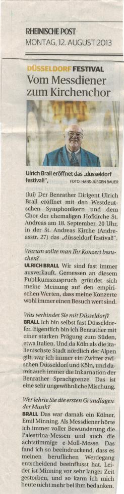 RP-Interview mit Ulrich Brall