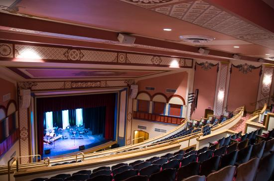Peoples Bank Theatre in Marietta, Ohio