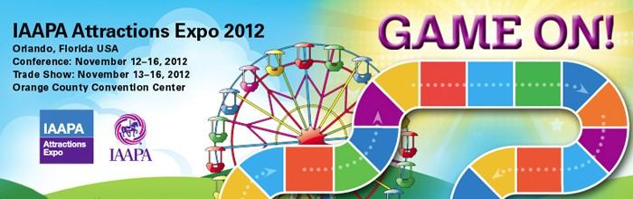 Show Control Consultants IAAPA 2012