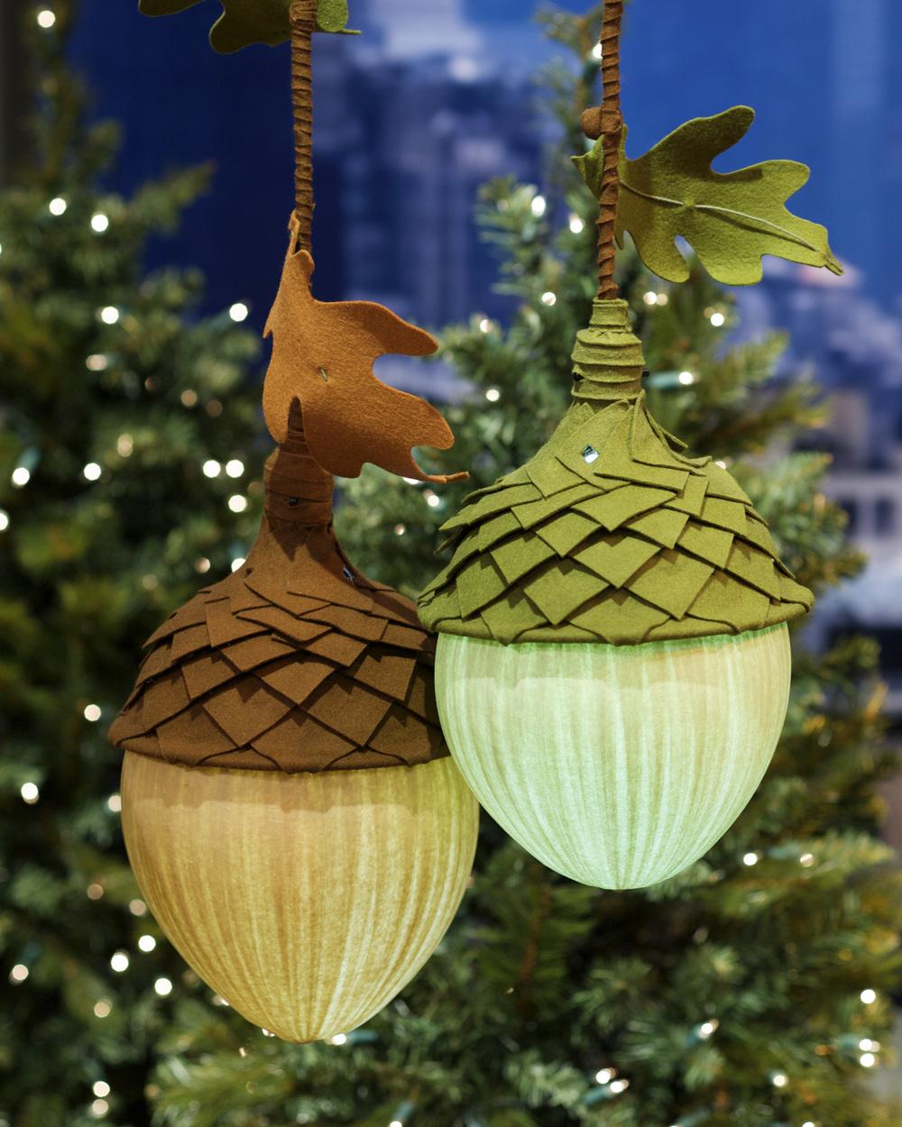 Acorn Lamps