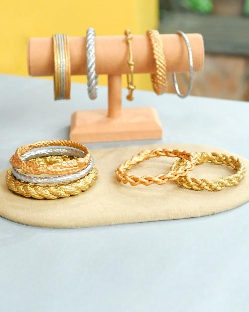 Rope Bangle Bracelet