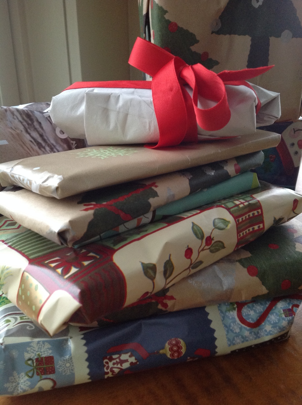 2013_presents wrapped_reused paper.JPG