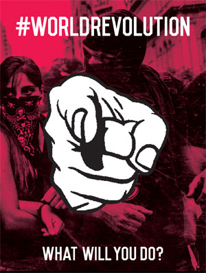 World Revolution Day is September 17.What Will You Do?