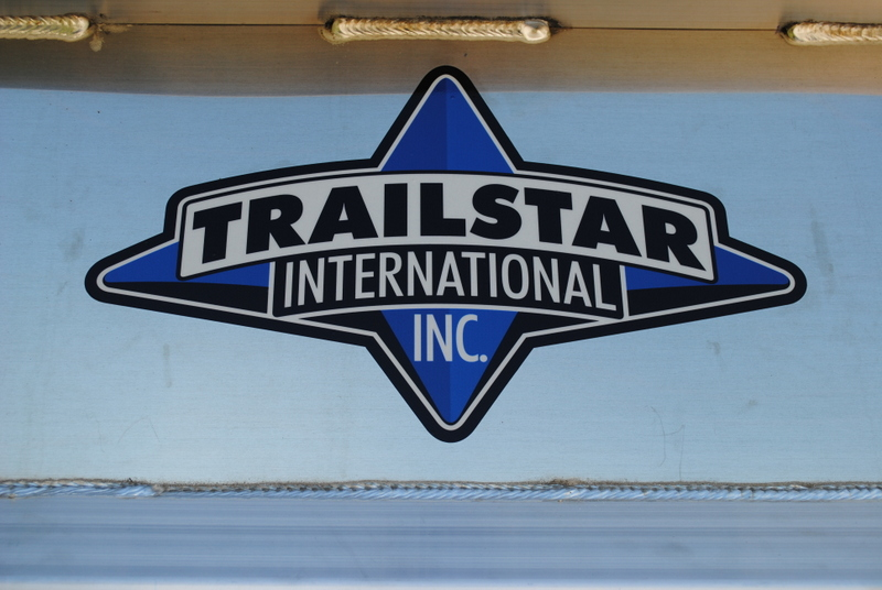Trailstar Decal