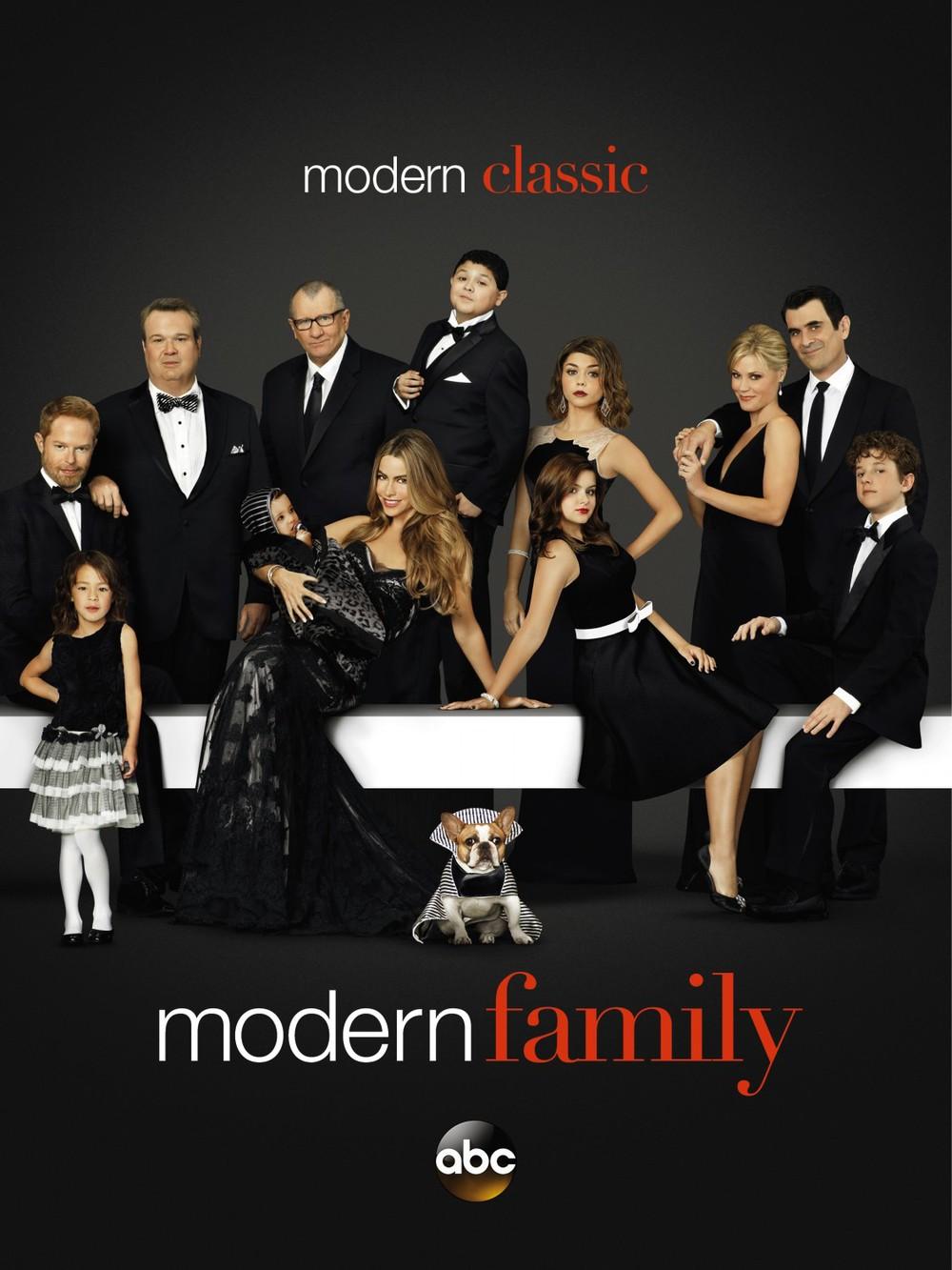 Image result for modern family season 5 poster