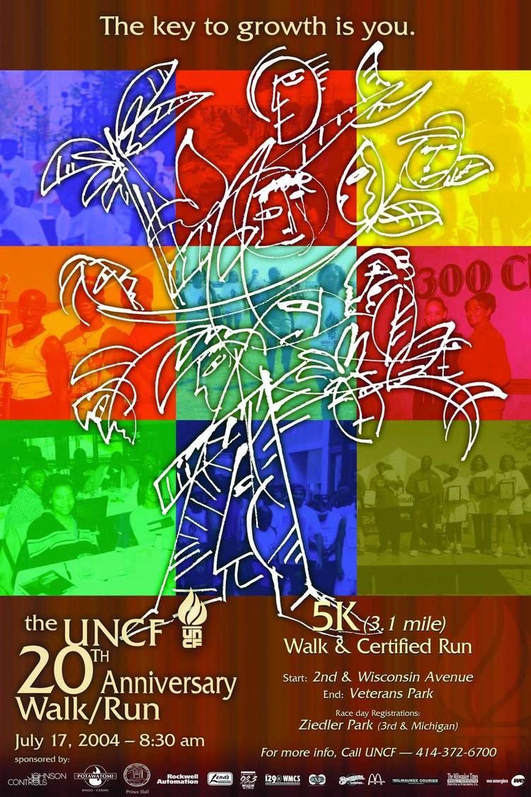 Design poster k3 - Uncf Posters