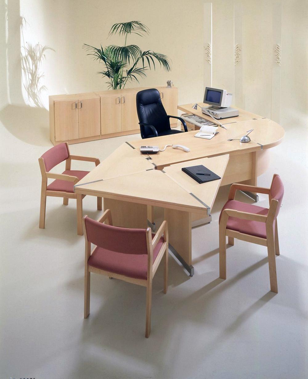 """""""Sería"""" Office Furniture / Skrifstofuhúsgögn 1986"""