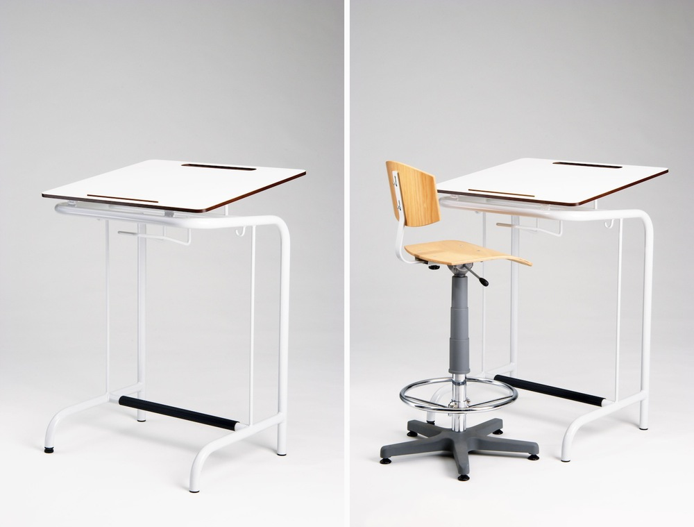 Educational  Furniture /  Skólahúsgögn  1999-2002