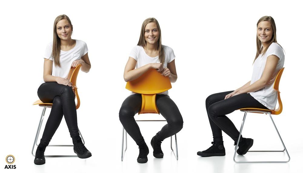"""""""Lauf""""Multipurpose Chair / Fjölnotastóll,2013"""