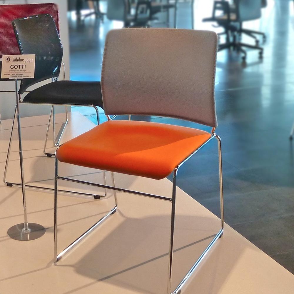"""Gotti""Stackable Chair / Saflanlegur stóll 2012-2013"
