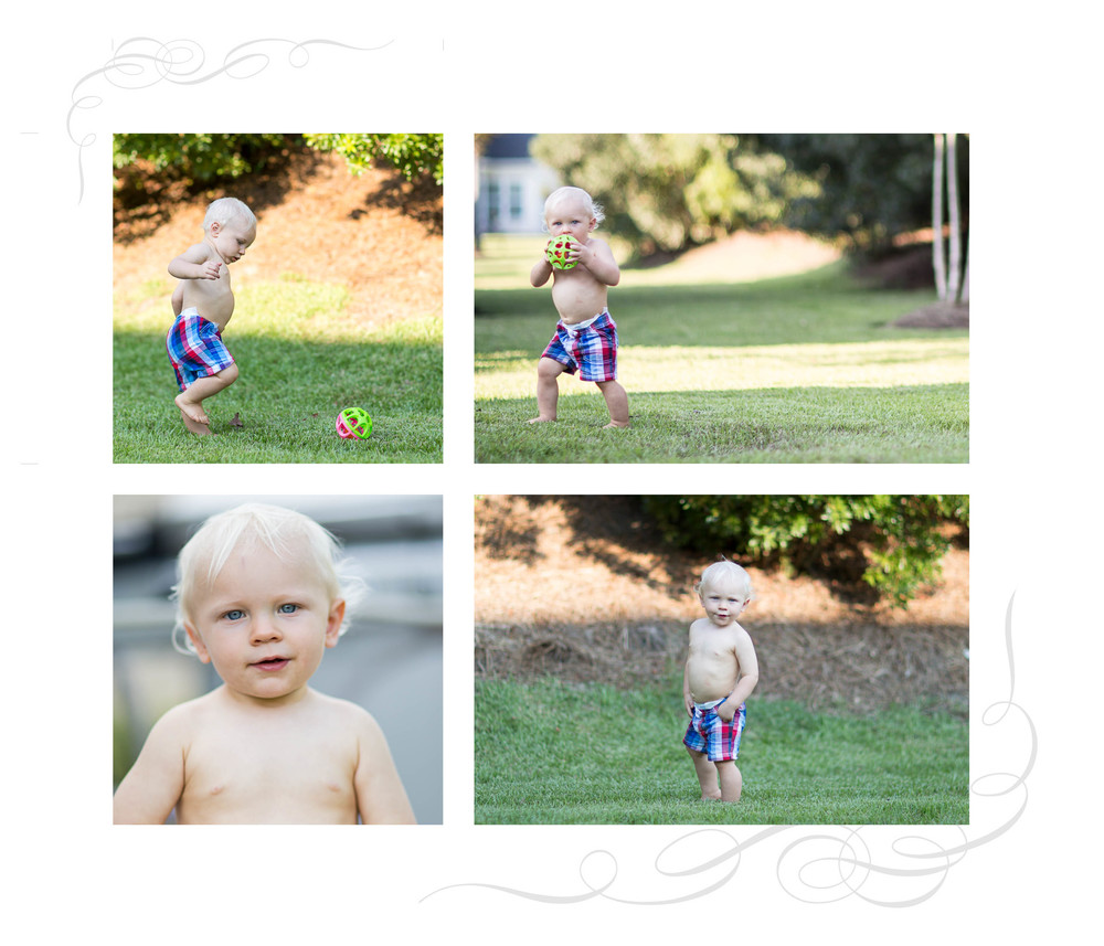 Photography of Landon