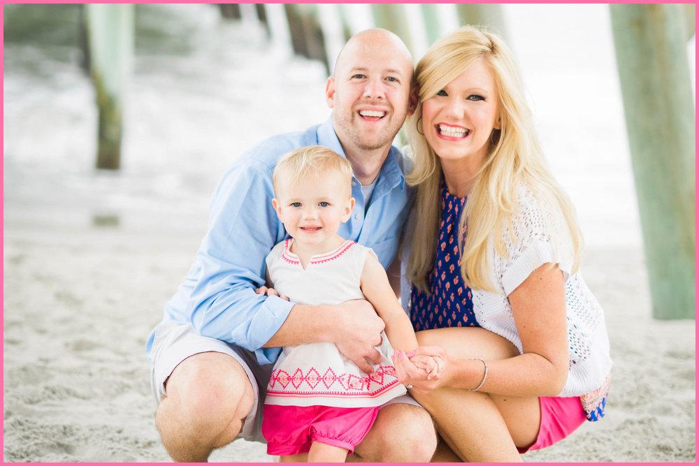 Myrtle Beach Family & Beach Photographer